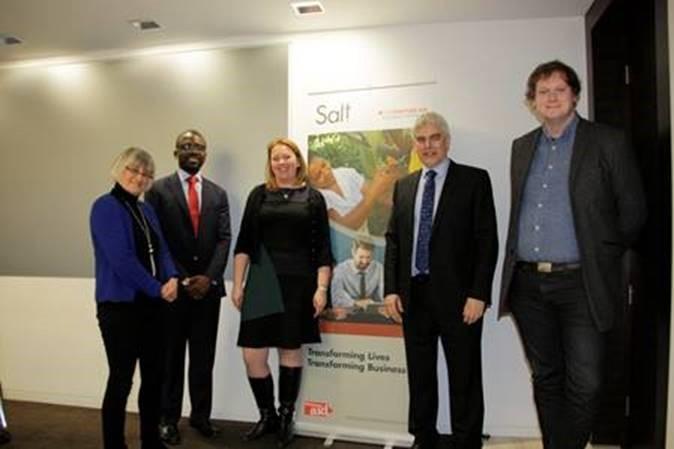 Titre: SALT Network Meeting Feb 2017
