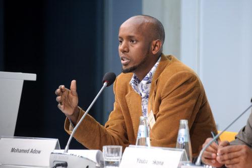 Mohamed Adow