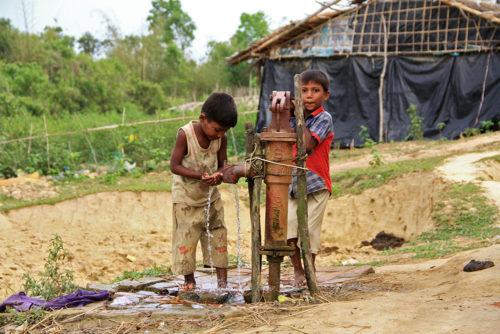 Rohingya crisis: funding shortfall leaves displaced people with no long-range protection plan, warns Christian Aid
